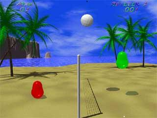 Free Blobby Volley Download